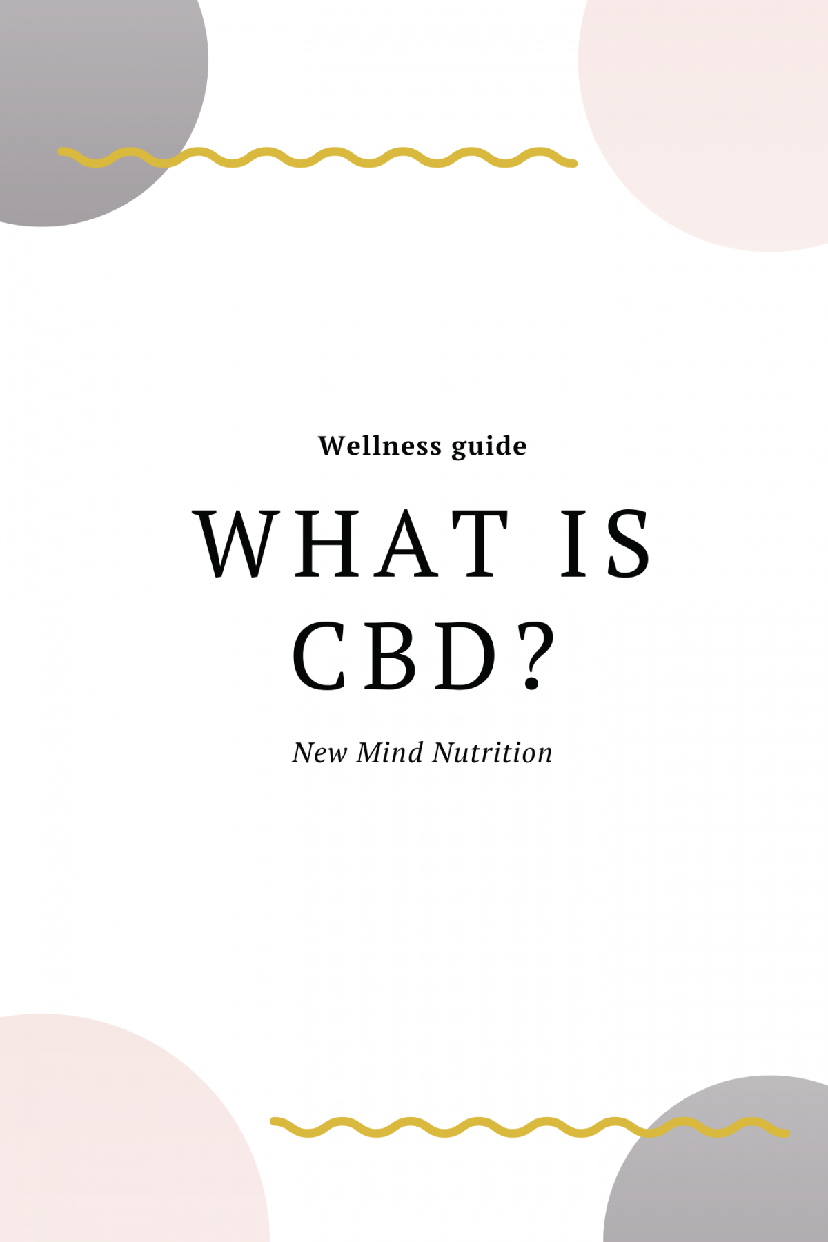 What is CBD? A Basic Guide