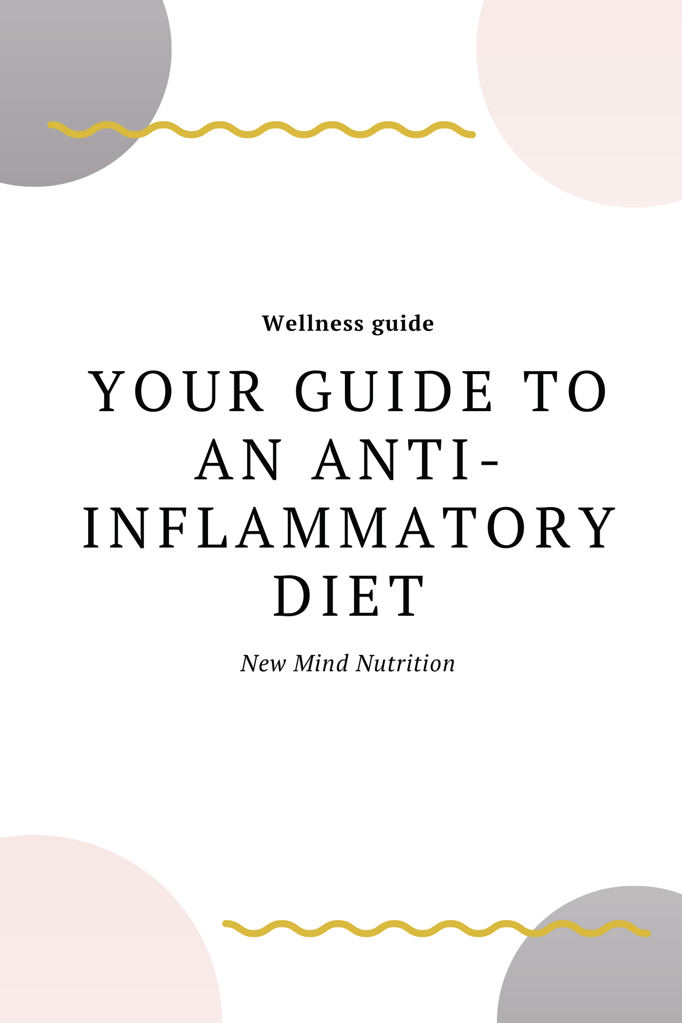 What is an Anti-Inflammatory Diet?
